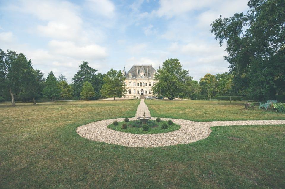 Un Mariage en Dordogne au château de la Valouze
