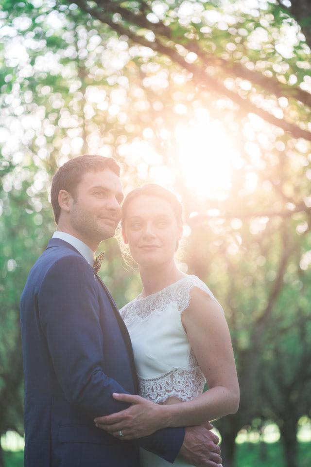 Photographes de mariage en Dordogne