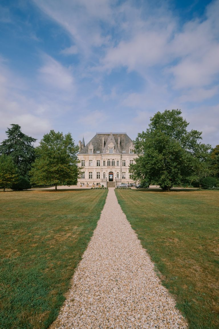Mariage en Dordogne au château de la Valouze