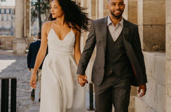 Notre premier mariage à la mairie de Bordeaux