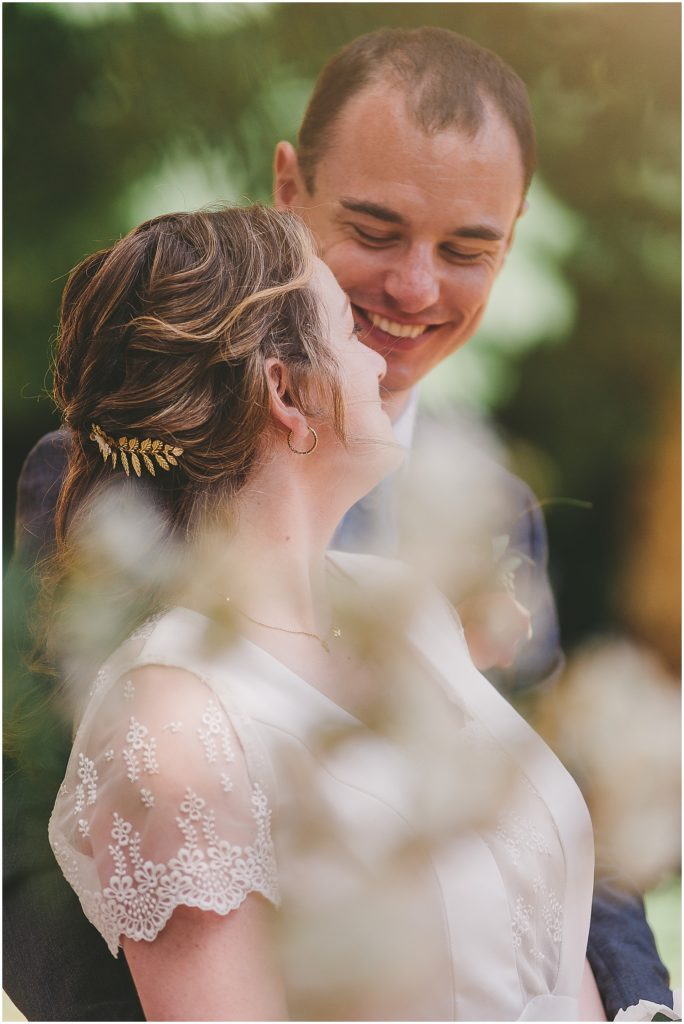 Mariage aux jardins d'Eyrignac