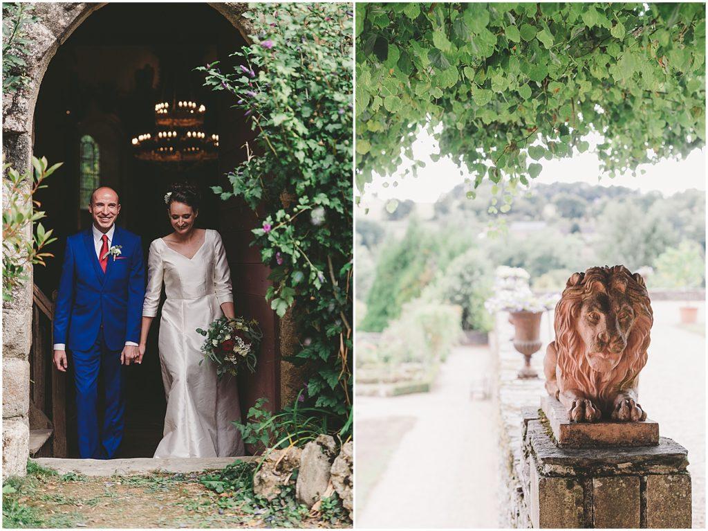 mariage au château de Jumilhac