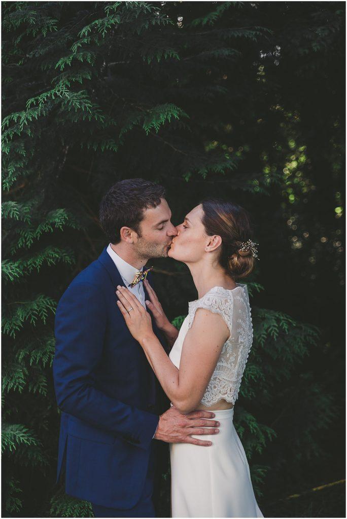 mariage au chateau de sauveboeuf - Just M photographes